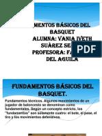 Fundamentos Técnicos Del Baloncesto