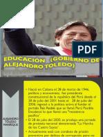 Gobierno Toledo