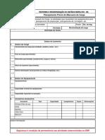 Formulário Planej Previo Manuseio Carga