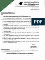 Vendor Creation Procedure