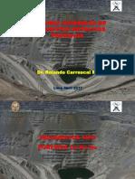 Texturas Minerales de Yacimientos Peruanos