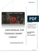 Sed Man Manual for Gui 004