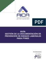 1T 2016 - Gestión de La Documentación PRL en PYMES OK