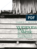 Scott James, Weapons of the weak, Yale University, 1985.pdf