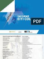 Reporte EITI Colombia 2014 y 2015