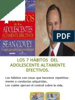 Los 7 Habitos de Los Adolescentes Altamente Efectivos 2