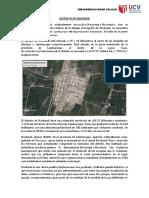 Introduccion Distrito de Mochumí