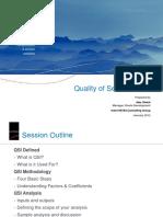 QSI Fundamentals