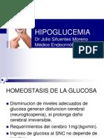 Charla Hipoglicemia
