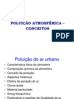 Poluição Do Ar Junho2013