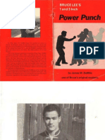 Bruce Lee's 1 and 3 Inch Power Punch by James DeMile