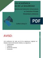 Guía Académica Ciencias de La Seguridad