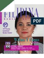 FWN Magazine 2017 - Wilma Eisma