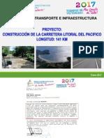 Presentacion Carretera Litoral Pacifico
