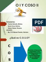 Coso i y Coso II x Exposicion