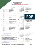 FINAL ABRSD School Calendar 2017-2018
