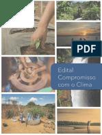 Edital_Compromisso Com o Clima_2017