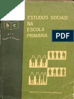 Estudos Sociais Na Escola Primária - Parte 1