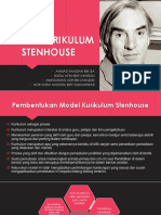 Model Kurikulum Stenhouse[434]