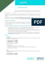 Bases Resumen - DeSPEGA 2017
