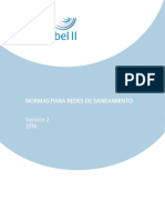 2016 Normas Redes SaneamientoCANALISABELII