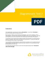 DiagrammaticReasoningTest2 Solutions