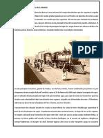 Historia Del Ferrocarril en El Mundo