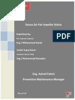 Excess Air Fan - 441. FN21