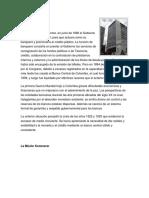 Banco de La Republica de Colombia INVESTIGACIÓN