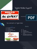 -digital media expert