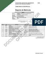 Report e Alum No Matric Ula