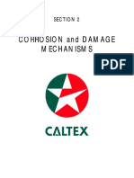 Corrosion and Damage Mechanism