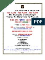 THE SHOFAR, THE ARK & THE SIGN