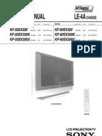 SONY_LCD_TV_-_KF50SX300_-_CH._LE4A