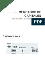 CLASE 1 Mercados