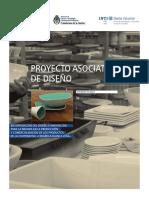 Proyecto Asociativo de Diseño - Ceramica