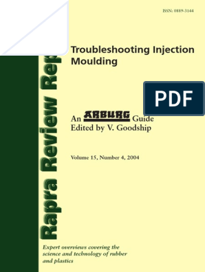 Arburg) Troubleshooting Injection Moulding | Mold | Casting