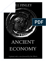 (Sather Classical Lectures) Moses I. Finley, Ian Morris-The Ancient Economy-University of California Press (1999)
