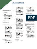 Manual Sr 828