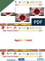 distribucion tatamis normas copas de espana amurrio 11-11-17
