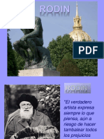 Escultura de Rodin