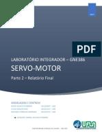 Relatorio Servomotor