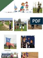 Juegos Tipicos de Chile y Comidas y Ciclo de La Mariposa