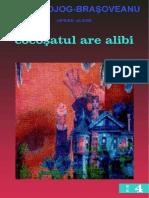 Rodica Ojog Brasoveanu- Cristescu Cocosatul are alibi