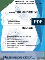 Analisis Centro Deportivo San Carlos - La Merced