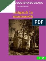 Rodica Ojog Brasoveanu- Cristescu 3 Enigma la mansarda