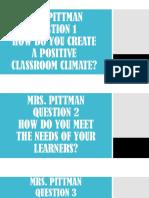 mrs pittman interview