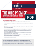 Nan Whaley's Ohio Promise