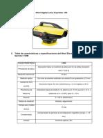 Nivel Digital Leica Esprinter 150