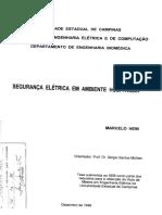Instalações Eletrica Hospitais UnicampHein,Marcelo